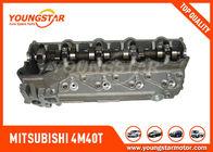 Πλήρες κεφάλι κυλίνδρων για τη MITSUBISHI 4M40T Pajero 2.8TD ME202620 ME193804 AMC 908514
