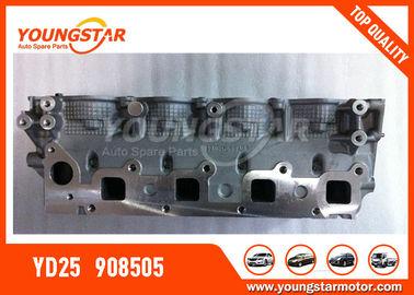 Πλήρη κεφάλια κυλίνδρων αργιλίου για τη NISSAN Narava Cabstar YD25 908505
